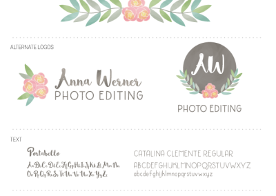 Anna-Werner-Photo-Editing-Brand-Style-Guide