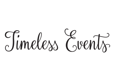 Timeless Events Logo