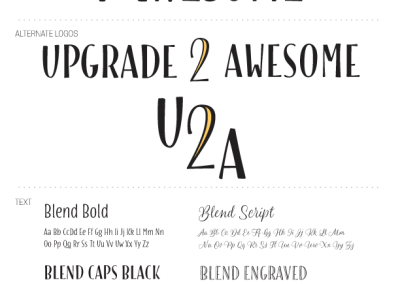 Upgrade-2-Awesome-Branding-Style-Guide