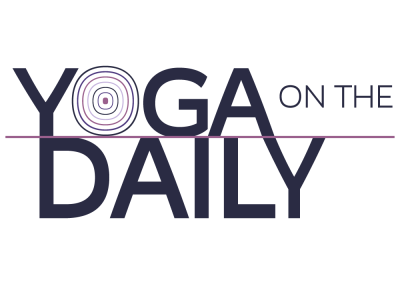 Yoga on the Daily Logo