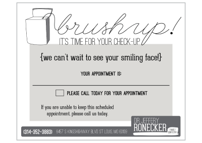 Dentist-Appointment-Reminder-Postcard-Design