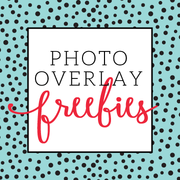 Photo Overlay Freebies