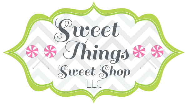 Sweet Things Sweet Shop Logo