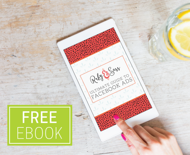 Ultimate Guide to Facebook Ads Ebook