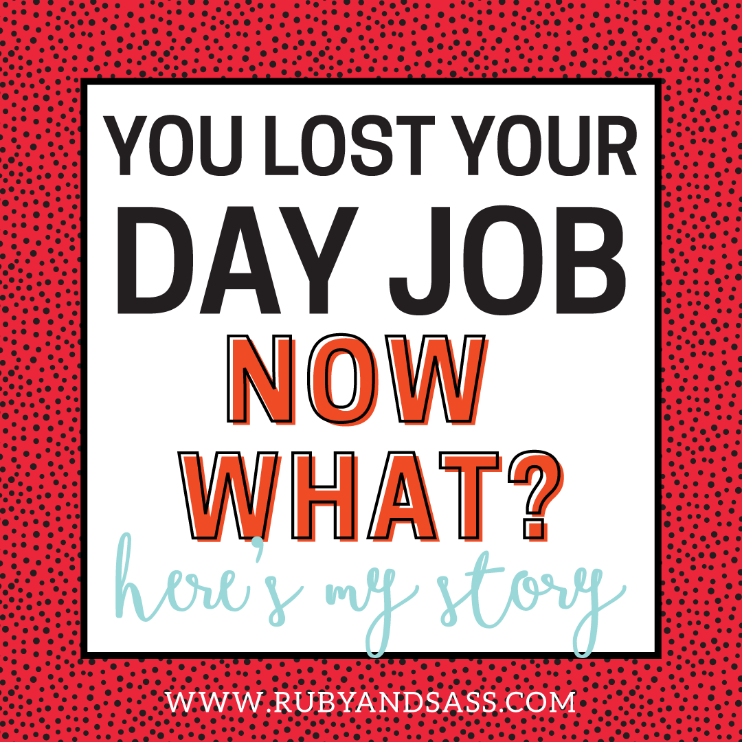 what to do if you lose your day job - I Lost My Job Now What What To Do When You Lose Your Job
