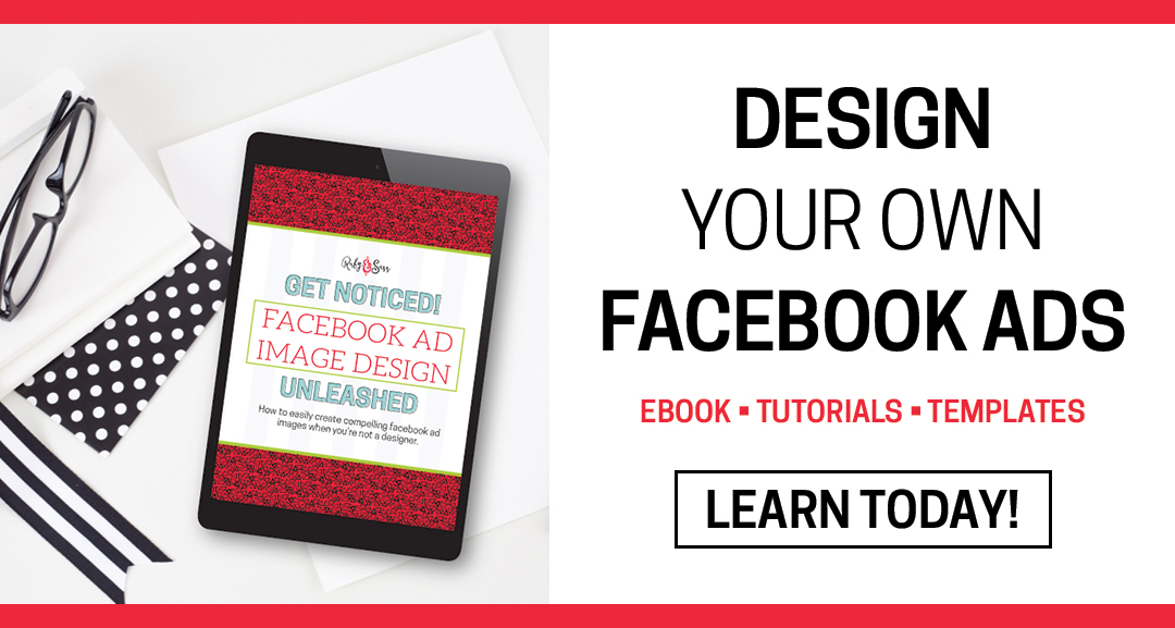Design Your Own Facebook Ads