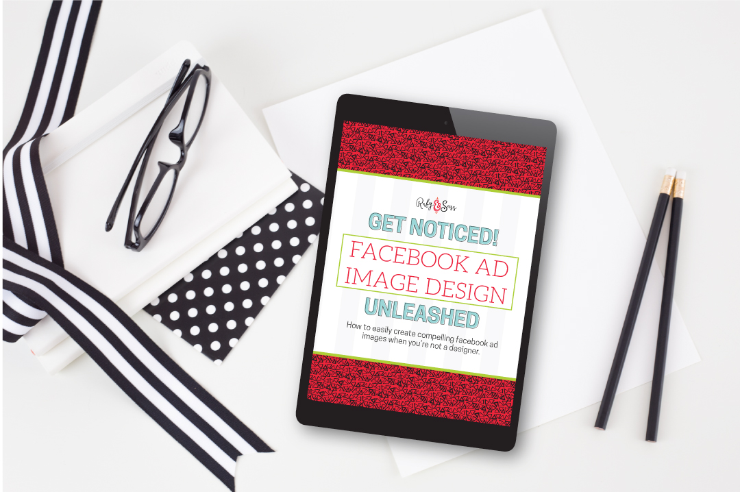 Facebook Ad Design Guide Ebook