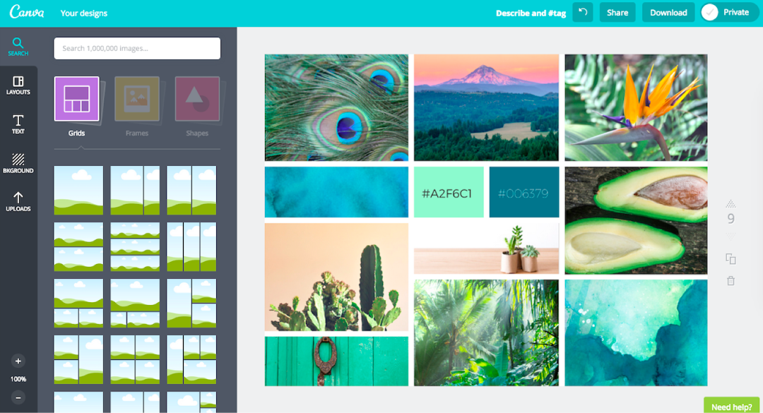 How To Create A Mood Board In Canva