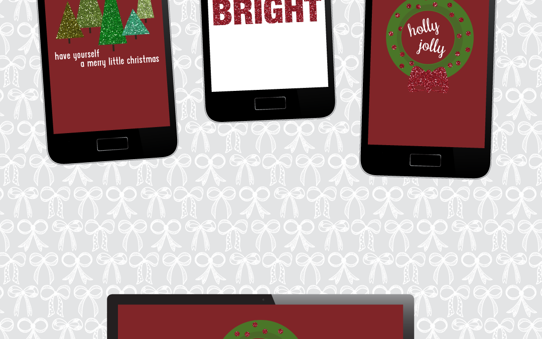UPDATED FOR 2015! Free Download Christmas Computer Desktop & iPhone Backgrounds
